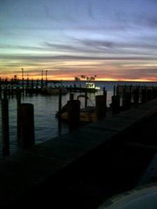 Sunset LBI