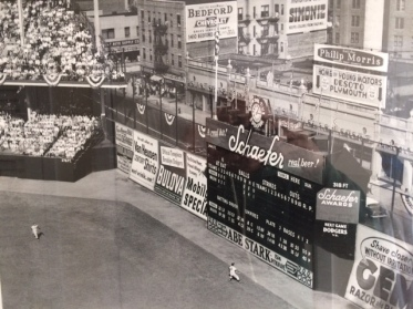 Ebbets Field, Brooklyn, 1956 World Series