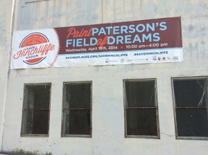 Paterson's Field of Dreams