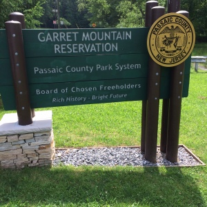 Welcome to Garrett Mountain Reservation