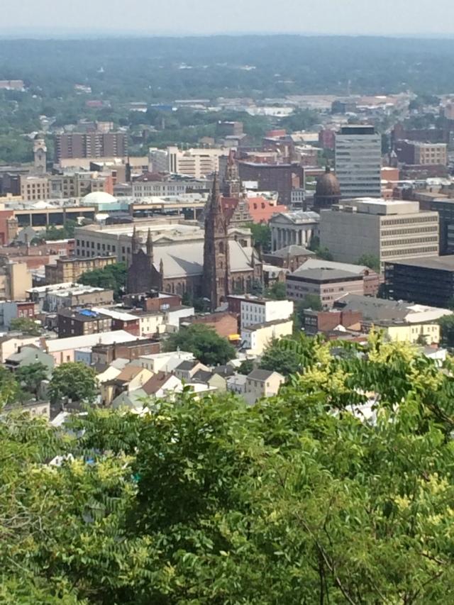 Downtown Paterson, N.J.