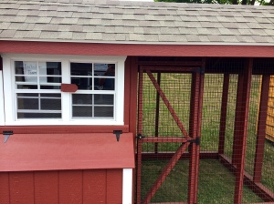ou could pick up a new chicken coop