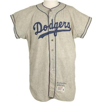 Brooklyn Dodgers jersey
