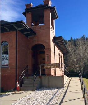 Idaho Springs Town Hall