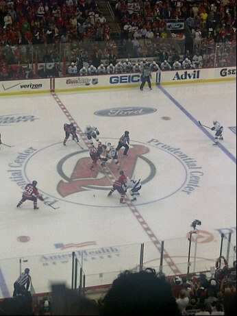 New Jersey Devils hockey