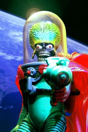 An Invading Martian