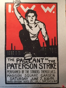 Paterson Strike Pageant