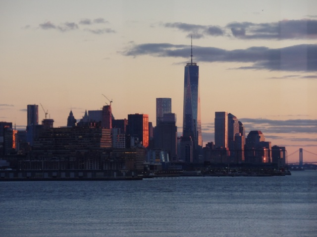 Lower Manhattan, Twilight