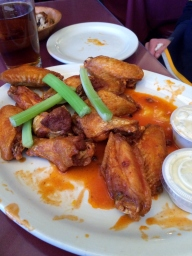 Buffalo Wings from the Anchor Bar