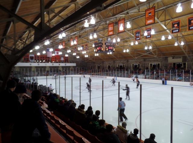 Baker Rink, Princeton University