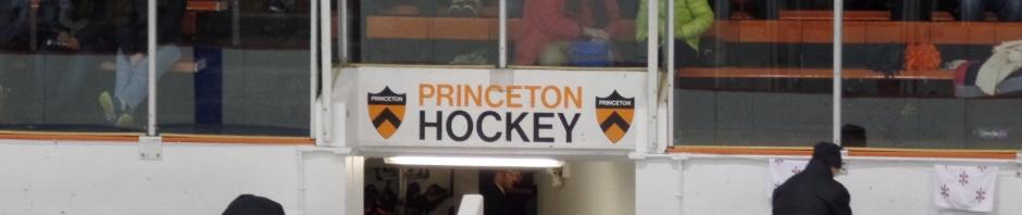 Baker Rink, home of Princeton University hockey