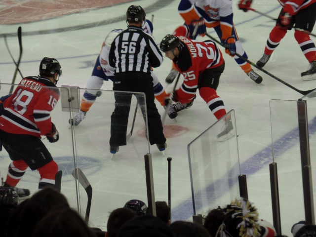 albany Devils vs. Bridgeport Sound Tigers