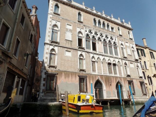 Casanova lived here