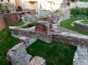 Ruins in Milan