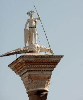 Column of San Teodoro