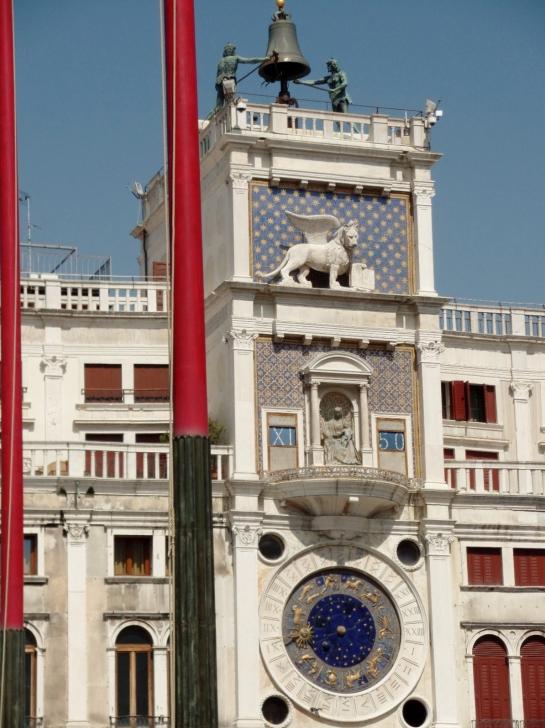 The Torre dell'Orologio