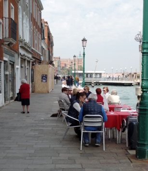 Giudecca waterfront