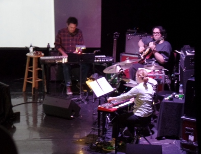 Yo La Tengo at the Wellmont Theater