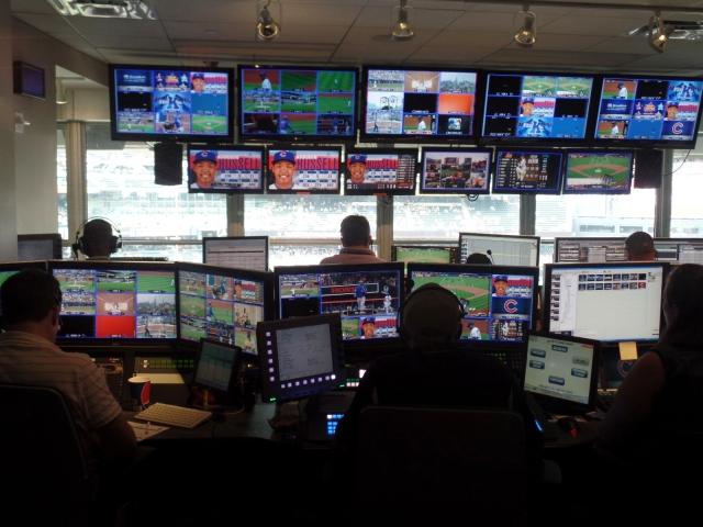 SNY control room
