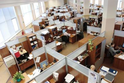 Russian office