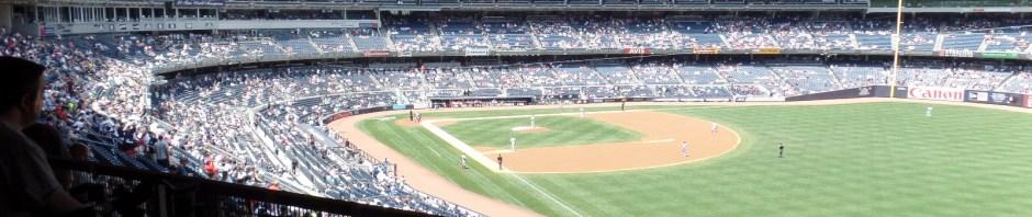 Yankees Stadium view