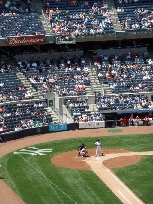 Yankees vs. Nationals