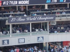 Yankees 27 championships