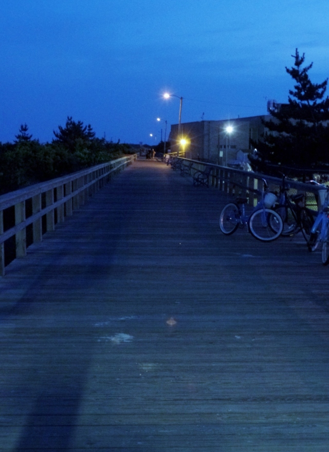 Avalon boardwalk