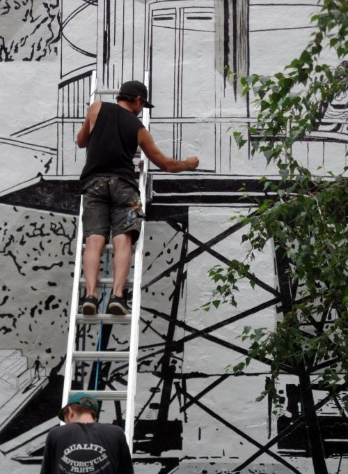 mural painter