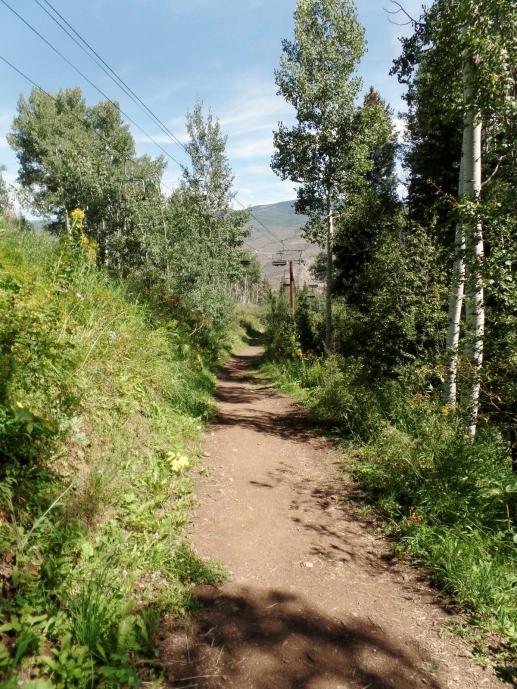Bachelors Gulch hiking