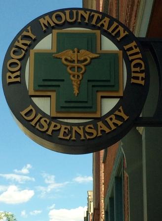 Rocky Mountain dispensary