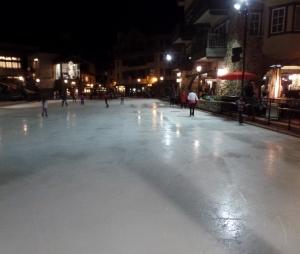 Beaver Creek ice rink