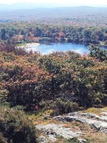 lake at High Point