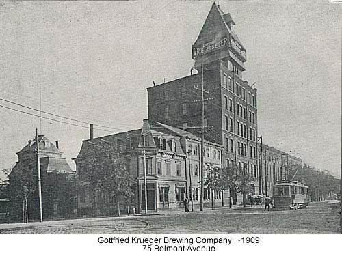 Krueger brewery