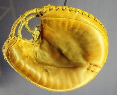 Yogi's glove