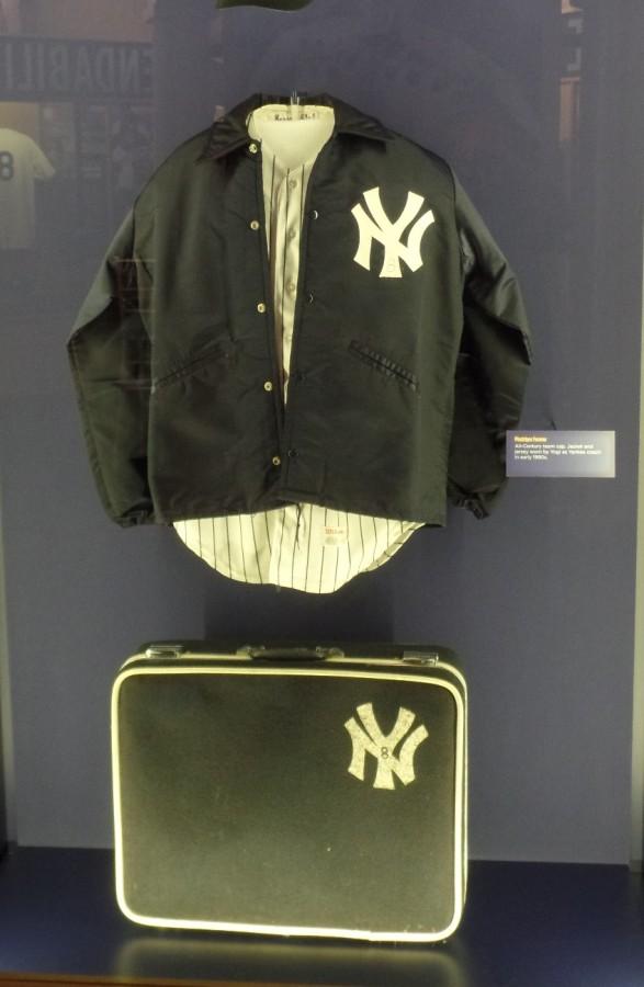 Yogi's uniform