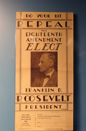 FDR campaign poster