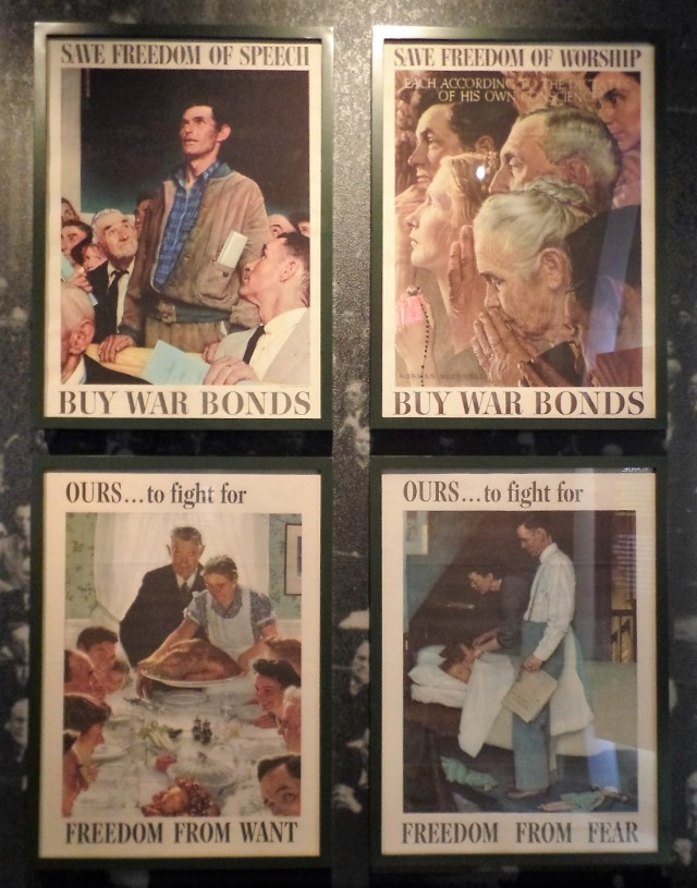 Rockwell posters