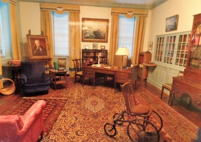 FDR's private study
