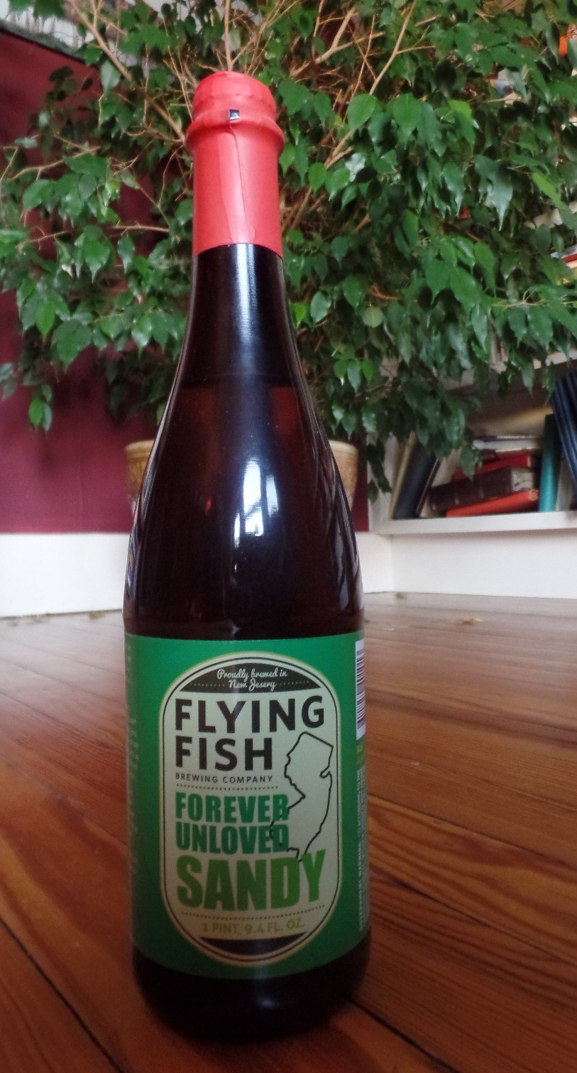 Beer in new jersey the renaissance off the leash for Flying fish company