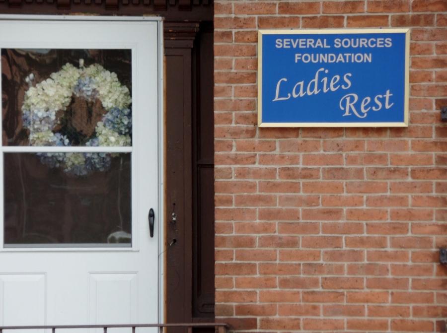 Ladies rest