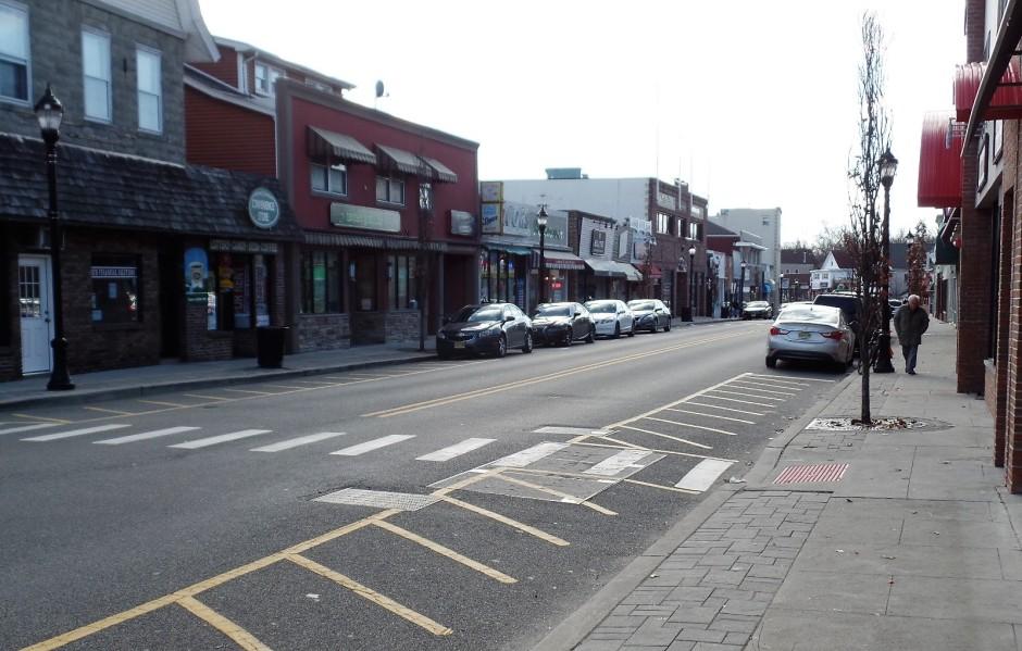 Pompton Lakes main street
