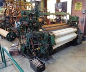 Textile machinery