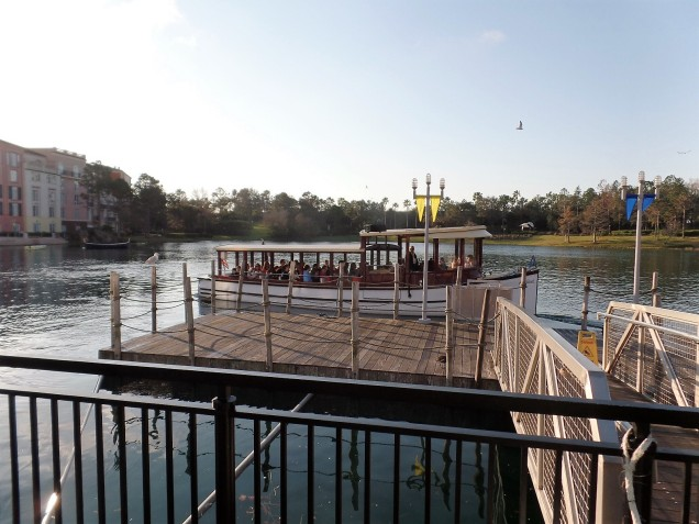 Loews Portofino boat dock