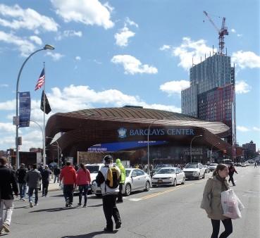 Barclay's Center Brooklyn