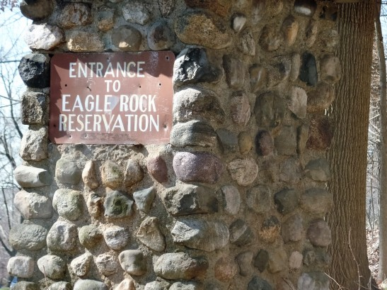 Eagle Rock entrance