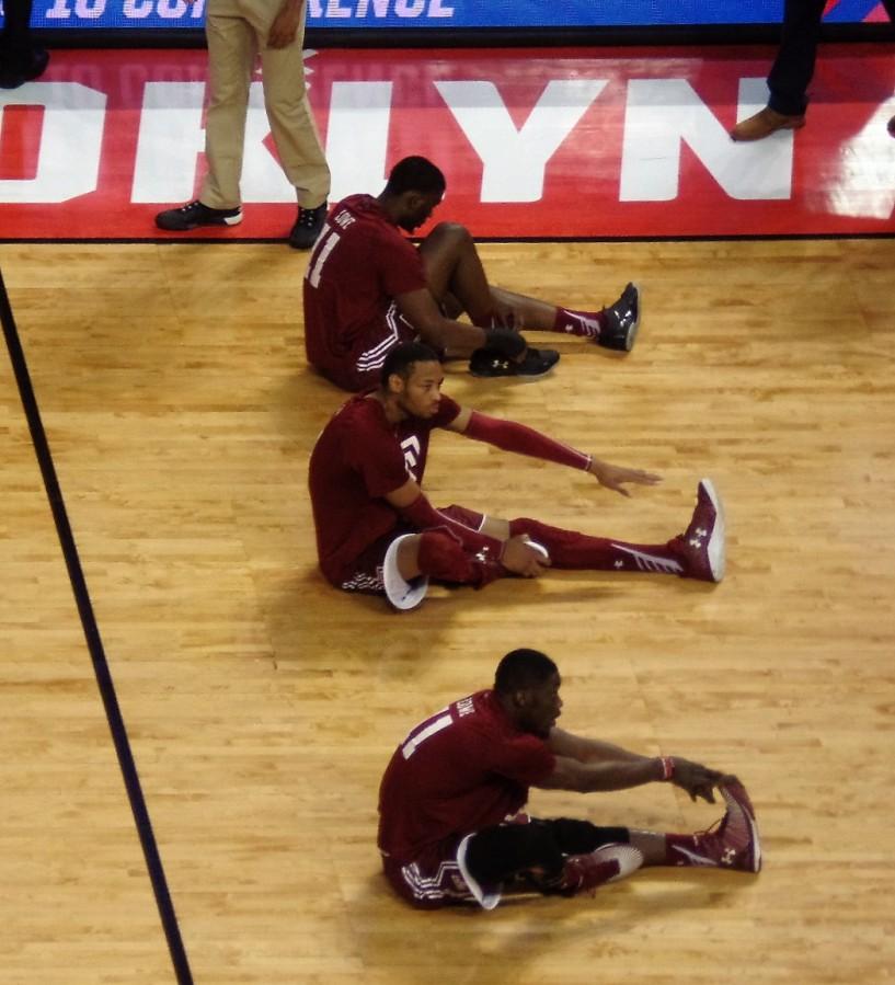 Temple basketball team