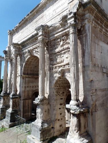 Arco di Septimius Severus
