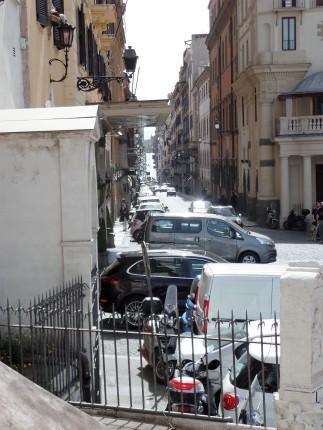 Street in Roma