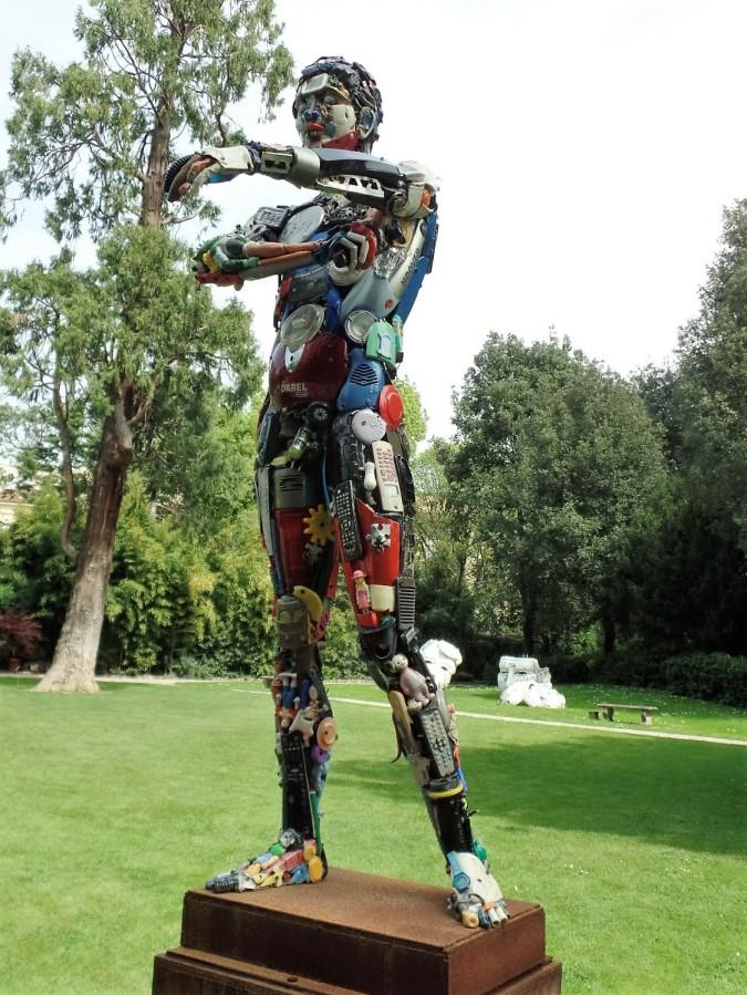 Tironi sculpture